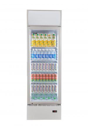 Upright-Beverage-Chiller-one-door-close-1